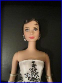 2013 Sabrina Audrey Hepburn Silkstone LE Barbie Doll X8277 New NRFB