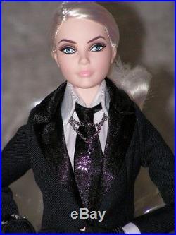2014 Karl Lagerfeld Barbie Platinum Label BCP92 with Shipper Box