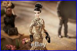 2014 Luciana Silkstone Barbie Doll (Desgined by Robert Best- BDH22)- In Hand