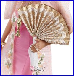 2015 Mutya Philippino Global Glamour Collection Barbie Collector Doll NRFB