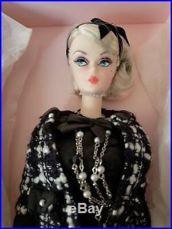 2015 New Mattel Barbie Collector Boucle' Beauty Silkstone Cgt250