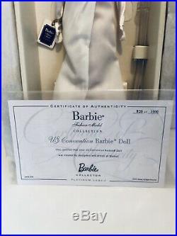 2016 Barbie Convention BFMC Silkstone Doll Jacksonville FL Platinum Label