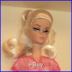 2016 Barbie Silkstone Platinum Us Convention Nrfb