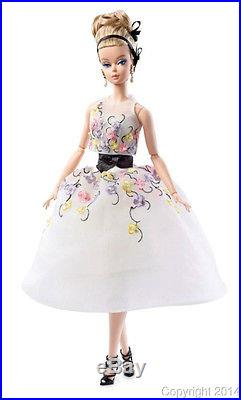 2016 Classic COCKTAIL DRESS POSEABLE SILKSTONE Barbie IN STOCK NOW