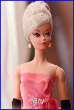 2016 GLAM GOWN Silkstone Fashion Model Barbie Doll NEW