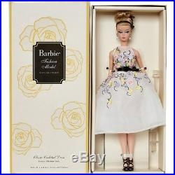 2016 Gold Label Silkstone BFMC CLASSIC COCKTAIL DRESS Barbie Limited Edition