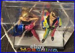2016 MOSCHINO Barbie and Ken GiftSet Gold Label NRFB