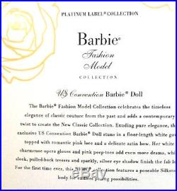 2016 Pop Art Happening Convention Barbie Doll by Robert Best NRFB