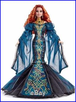 2017 Barbie Doll Global Glamour SORCHA DYX75 MINT in BOX and Shipper