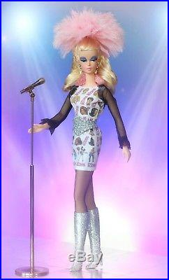 2018 BARBIE AND THE ROCKERS 32 YEARS TRIBUTE SILKSTONE Fashion Doll Collector