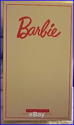 2018 Barbie Phoenix Convention Doll Signed Carlyle Nuera NRFB On The Avenue