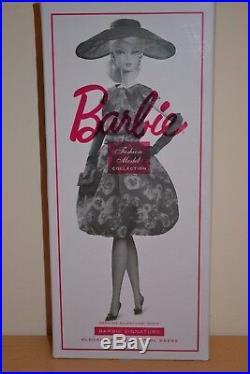 2018 Barbie Signature Silkstone BFMC ELEGANT ROSE Barbie BRAND NEW