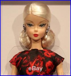 2018 ELEGANT ROSE Silkstone Fashion Model Barbie IN STOCK NOW