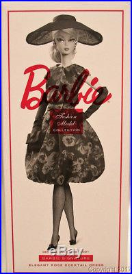 2018 ELEGANT ROSE Silkstone Fashion Model Barbie IN STOCK NOW