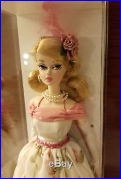 2018 Gaw Convention If To The Races Derby Style Silkstone Barbie Doll Mint