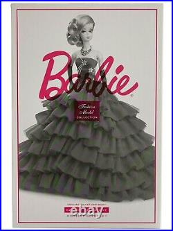 2018 Midnight Glamour Barbie Doll, Gold Label Collection. NRFB. Only 8000