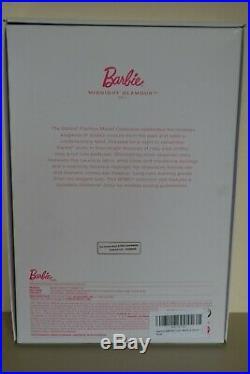 2018 Signature Gold Label Silkstone BFMC MIDNIGHT GLAMOUR Barbie NEW