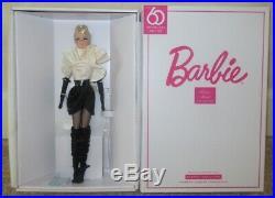 2019 Barbie Convention DIAMOND Jubilee SILKSTONE Signature Doll NRFB