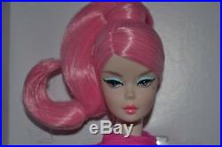 2019 Barbie Signature Silkstone BFMC PROUDLY PINK 60th Barbie NEW