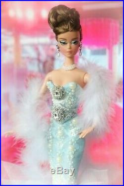2019 Barbie Silkstone Swarovski Met Gala Fashion Model Collector Bfmc 2 Doll Set