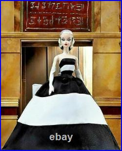 2019 Black and White Forever Silkstone 60th Anniversary Barbie