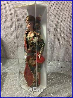 2019 Gaw Convention Journey To Japan Silkstone Barbie Doll Convention Package