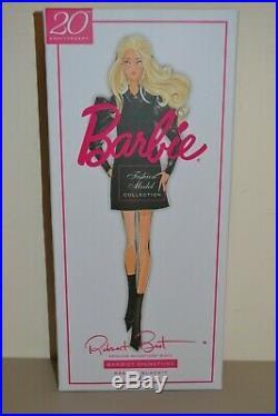 2019 Gold Label Silkstone BFMC BEST IN BLACK Barbie In Shipper BRAND NEW RELEASE