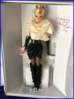 2019 National Barbie Convention Silkstone Doll Signed Robert Best NRFB Jubilee