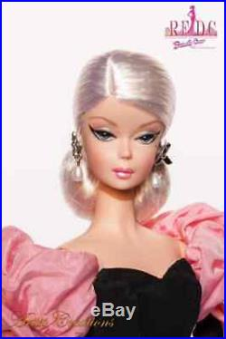 2019 Silkstone Tribute Beauty Queen Barbie Rome RFDC Convention #36 of 150 Mint