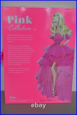 2021 Barbie Signature Gold Label PINK COLLECTION Silkstone Barbie NEW RELEASE