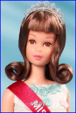 50th Anniversary Francie Barbie Doll, 2016 #DKN06 Barbie Collector Excl nrfb