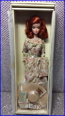 A Day At The Races Silkstone Barbie Doll 2005 Gold Label Mattel J0942 Mint Nrfb