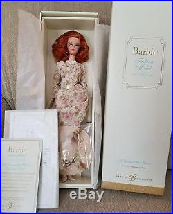 A Day at the Races Silkstone Barbie 2006 NRFB, Gold Label