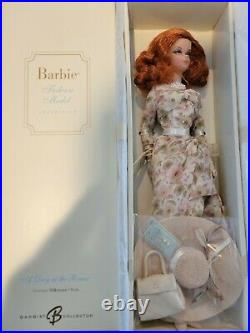 A Day at the Races Silkstone Barbie Doll JO942 Gold Label 2006 NRFB