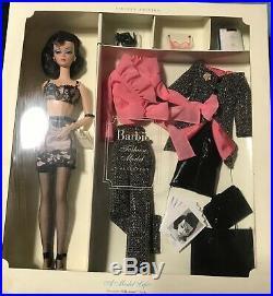A Model Life Barbie Silkstone Fashion Model Collection Giftset NRFB 2002 Rare