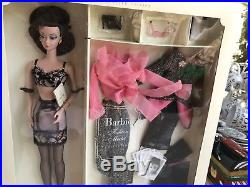 A Model Life Silkstone Barbie Doll Giftset 2002 Gold Label Mattel B0147 Nrfb