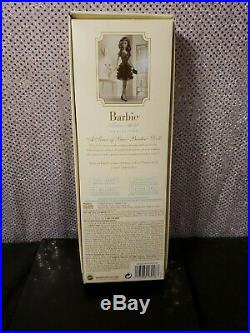 A Trace Of Lace Silkstone Barbie Doll 2004 Gold Label Mattel G7212 Nrfb