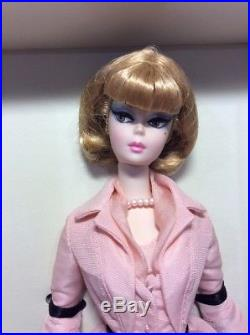 Afternoon Suit Silkstone Barbie Doll 2011 Gold Label Mattel W3503 Mint Nrfb