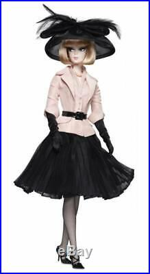 Afternoon Suit Silkstone Barbie Fashion Gold label 2012 GOLD LABEL W3503 NRFB