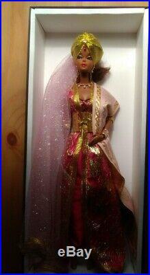 Arabian Glamour Barbie Doll NRFB Extra Doll Portuguese Doll Convention 2019
