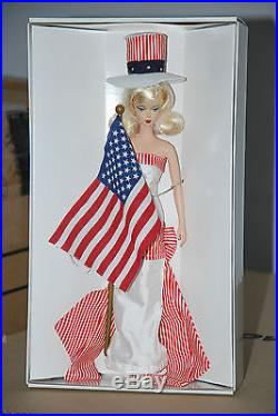 Aunt Samantha Silkstone Barbie Doll, 2009 Barbie Convention, Only 110 Made, Nrfb