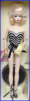 BARBIE 1959 Debut SILKSTONE Mattel Fashion Model Collection