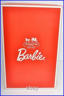 BARBIE COACH 2013 Mattel Gold Label Designer Series