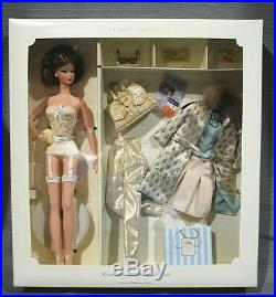 BARBIE CONTINENTAL HOLIDAY GIFT SET Silkstone Fashion Model Collection NRFB