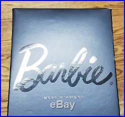 BARBIE DOLL Fashion Collection SILKSTONE body HOPE DIAMOND 2012 + box GOLD label