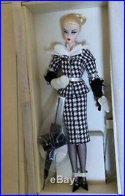 BARBIE Doll SILKSTONE Gold Label Fashion Model WALKING SUIT NRFB