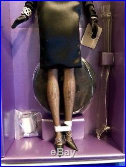 BARBIE Elizabeth Taylor Violet Eyes Silkstone Gold Label Doll 6500 worldwide MIB