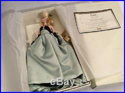 BARBIE Fashion Model LISETTE Limited Edition Silkstone Doll with Box, COA 29650