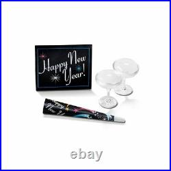 BARBIE Happy New Year FASHION MODEL X8282 2013 DOLL CLUB Gold Label shipper NRFB