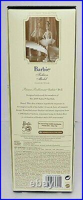 BARBIE Prima Ballerina SILKSTONE Mattel Fashion Model Collection